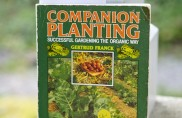 Respect a gardening book that looks this used!